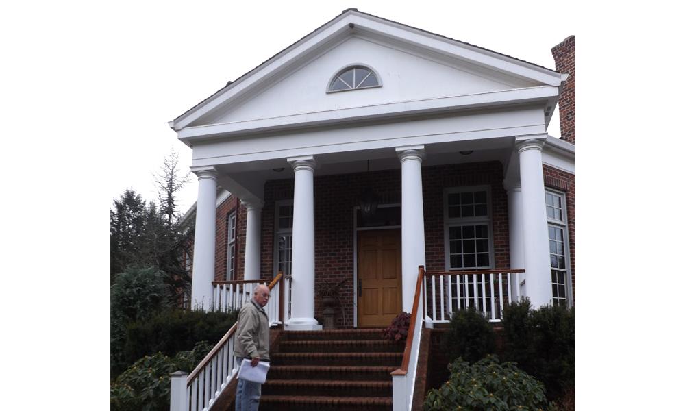 Echoing Monticello