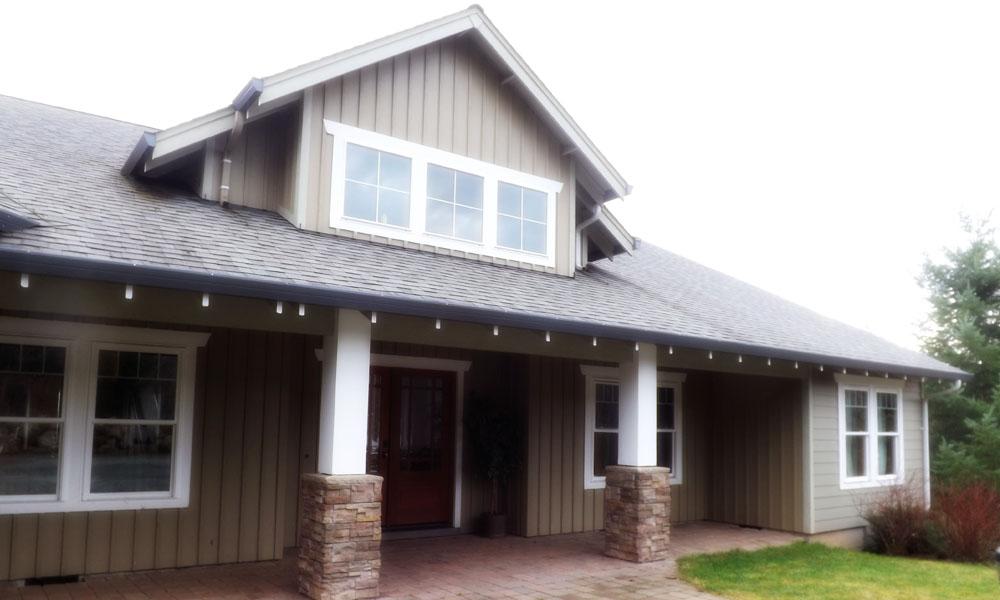 American Craftsman Residence