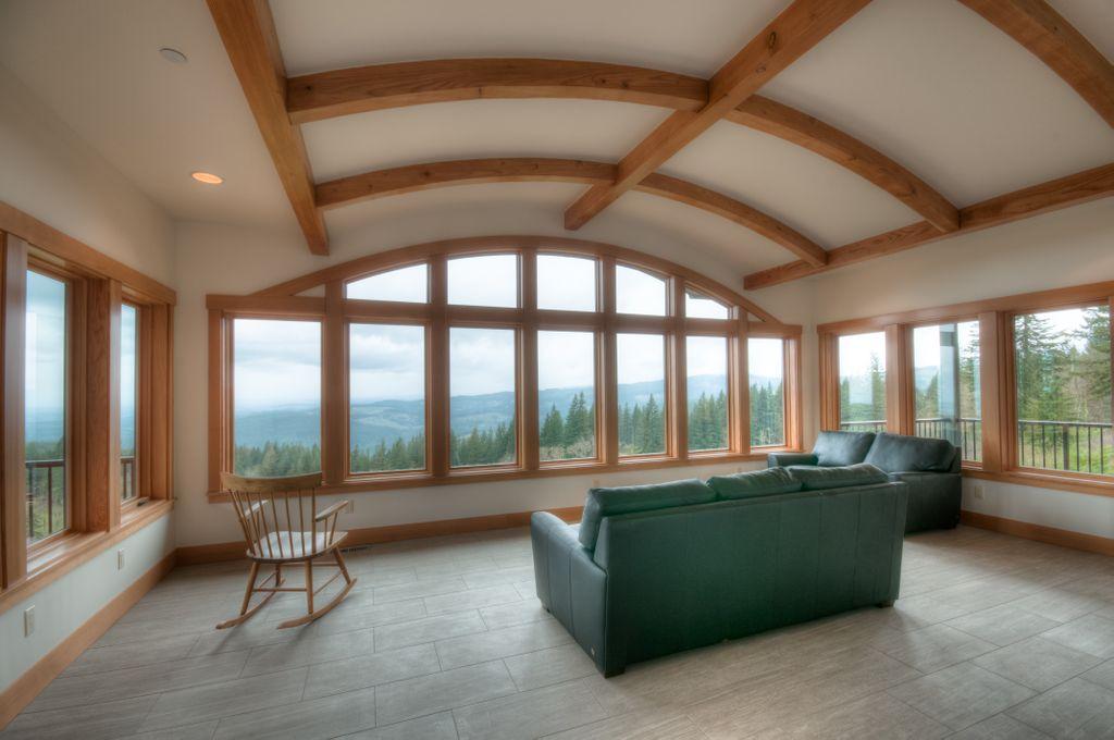 Frank Lloyd Wright Style Residence